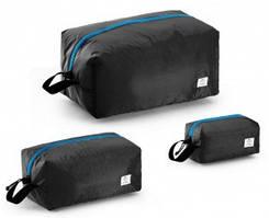 Набор чехлов для одежды Naturehike Travel bag NH18S003-B black (NH)