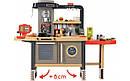 """Интерактивный ресторан-кухня """"В Шеф-повара"""" со звук. эфф. и аксес., Smoby Chef Corner Restaurant , 3+, 312303, фото 2"""