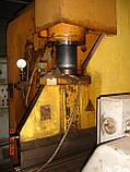 Прес кромкогибочный гидравлический 100т, мод. ИБ1430А, 1992г, комплектный, фото 2