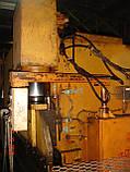 Прес кромкогибочный гидравлический 100т, мод. ИБ1430А, 1992г, комплектный, фото 3