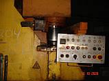 Прес кромкогибочный гидравлический 100т, мод. ИБ1430А, 1992г, комплектный, фото 4