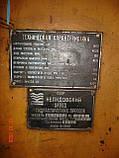 Прес кромкогибочный гидравлический 100т, мод. ИБ1430А, 1992г, комплектный, фото 8