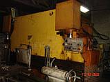 Прес кромкогибочный гидравлический 100т, мод. ИБ1430А, 1992г, комплектный, фото 5