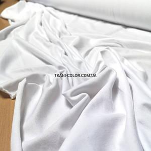 Футер двунітка білий, Туреччина, 180см