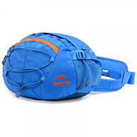 Сумка на пояс Naturehike Outdoor Waist Bag 8 л NH15A118-B голубой (NH)