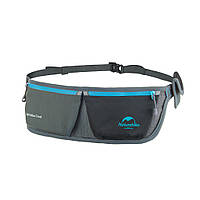 Сумка на пояс Ultralight running bag Naturehike NH17Y060-B черный (NH)