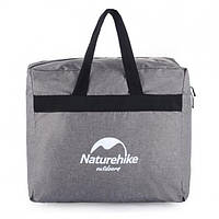 Сумка-баул Naturehike Outdoor storage bag Updated 45 л NH17S021-M Grey (NH)