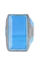 Чехол для телефона на руку Naturehike Sport arm bag L (6 inch) NH18B020-B голубой (NH)