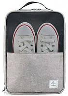 Чехол-органайзер Naturehike Multifunctional shoe bag 31*22*15 NH17X015-B (NH)