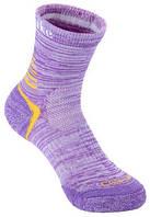 Носки трекинговые женские Naturehike 4 Seasons One size 2 пары NH20W016-W purple (NH)