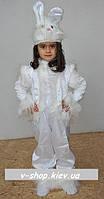 НА ПРОКАТ  Детский маскарадный костюм Зайчика на 2-4 года