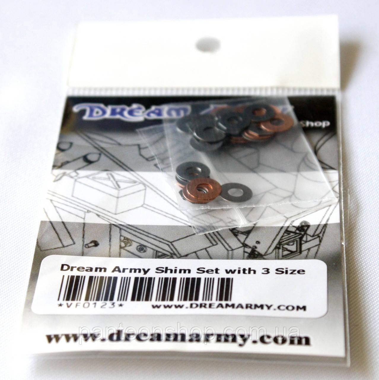 Шимсет Dream Army