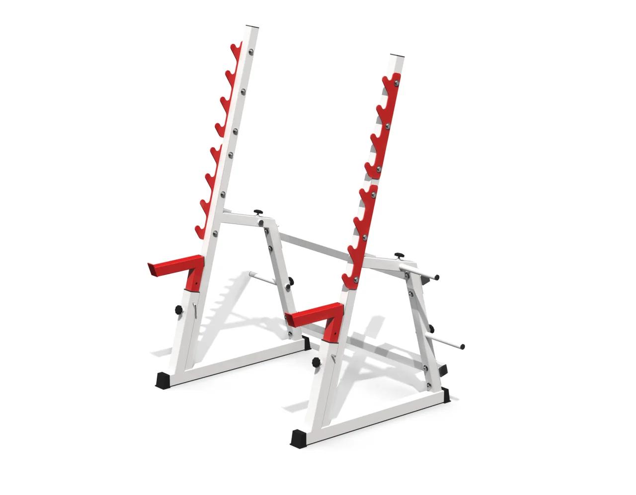 Стійки для присідань атлетичні BR6
