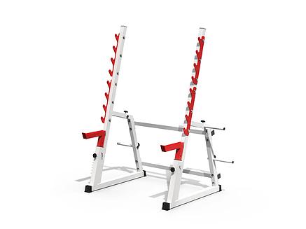 Стійки для присідань атлетичні BR6, фото 2