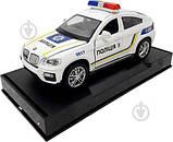Машинка Полиция BMW, фото 2