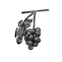 Кованые листья 52.211