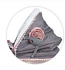 Коляска для куклы TM DeCuevas с сумкой и зонтиком, фото 6