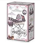 Коляска для куклы TM DeCuevas с сумкой и зонтиком, фото 9
