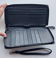Клатч чоловічий шкіряний BALISA 2-623-2 black, купити шкіряні чоловічі клатчі недорого в Україні, фото 2