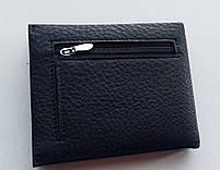 Мужское кожаное портмоне PY 009-100 black, купить мужское портмоне Balisa недорого в Украине, фото 4
