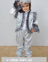 НА ПРОКАТ  Детский маскарадный костюм Волка на 2-4 года
