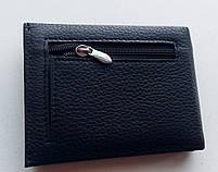 Мужское кожаное портмоне PY 008-100 black, купить мужское портмоне Balisa недорого в Украине, фото 4