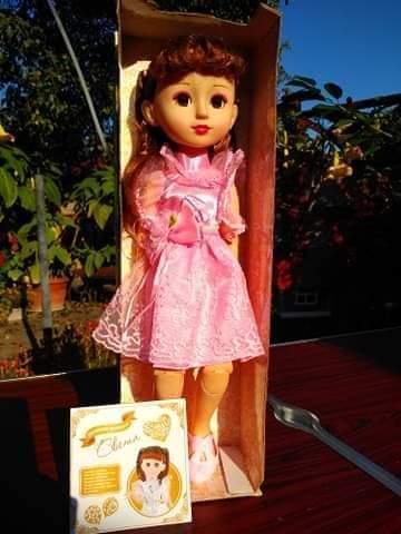 Інтерактивна лялька Свєта 43 см