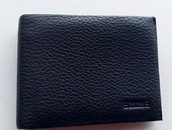 Чоловіче шкіряне портмоне PY 008-100 black, купити чоловіче портмоне Balisa недорого в Україні