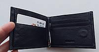 Мужское кожаное портмоне PY 008-103 black, купить мужское портмоне Balisa недорого в Украине, фото 3