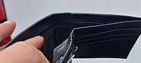 Мужское кожаное портмоне PY 008-103 black, купить мужское портмоне Balisa недорого в Украине, фото 4