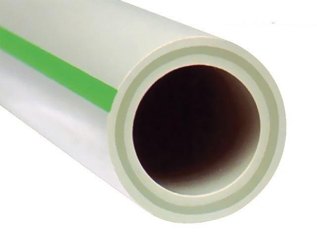 Полипропиленовая труба стекловолокно PN 20 D 32  ASG