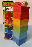 "Игра Вежа, Башня ""FUN GAME""  7362"