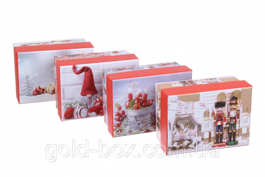 Новогодние подарочные коробочки