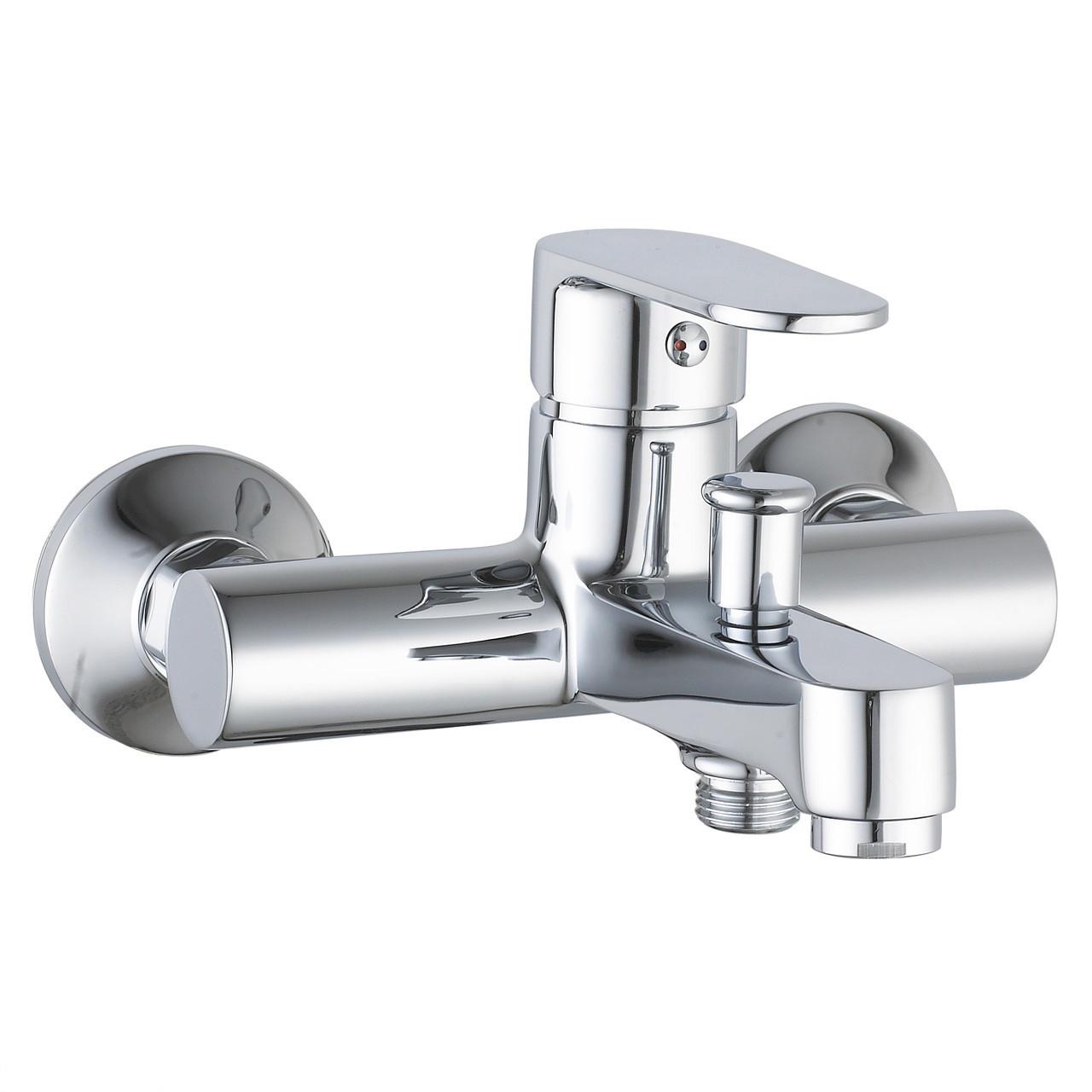 LESNA cмеситель для ванны, хром, 35 мм
