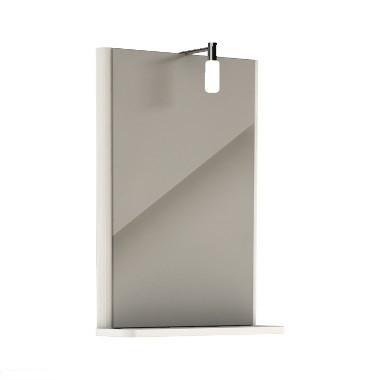 REKORD зеркало с подсветкой 44,3*60,5*12,5 см (пол.)