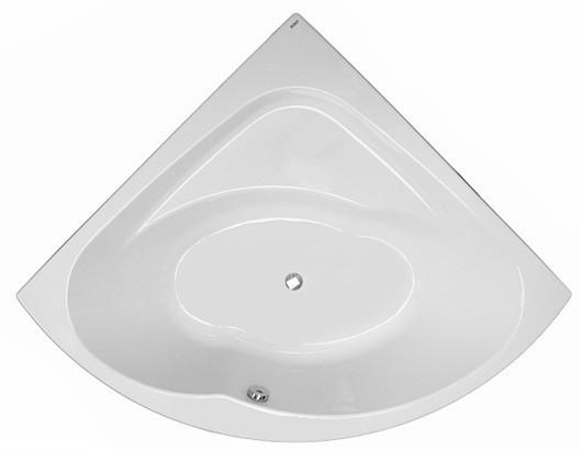 INSPIRATION ванна угловая 140*140 см, с ножками SN8