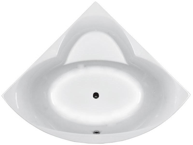 RELAX ванна кутова 150*150 см з ніжками SN8