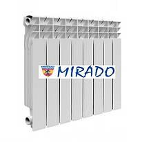 Біметалічний радіатор Mirado 96*500