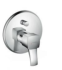 Metropol Classic Смеситель для ванны, однорычажный, с рычаговой рукояткой, СМ