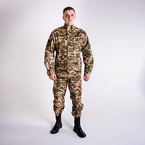 Костюм Камуфляжный Пиксель, Форма ЗСУ, ВСУ, ММ-14, фото 2