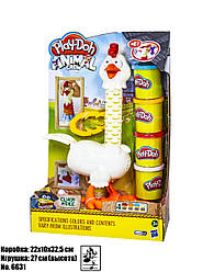 Набор Play-Doh Курочка 6631