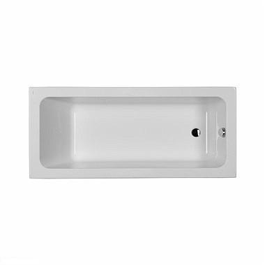 MODO прямокутна ванна 170*75см, бічній злив, з ніжками SN7