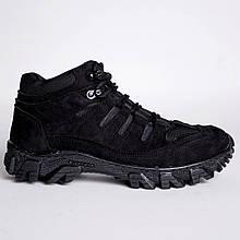 Ботинки Тактические, Демисезонные Альфа Черный