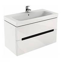 MODO шкафчик под умывальник 99*55*47,9 см белый глянец (пол.)