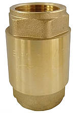 "Клапан обратного хода воды Solomon  EUROPA 6026  латунный шток   1/2"""