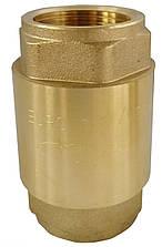 "Клапан обратного хода воды Solomon EUROPA 6026 латунный шток 1 1/2"""
