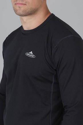 Термобелье мужское термо Vaude термобілизна Чёрная, фото 2