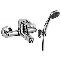 NARCIZ смеситель для ванны однорычажный,  хром  40мм