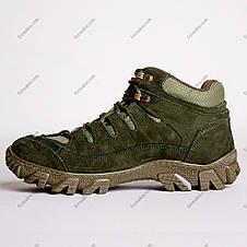 Ботинки Тактические, Зимние Альфа Олива, фото 2