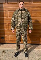 Куртка зимова ЗСУ фліс, фото 2